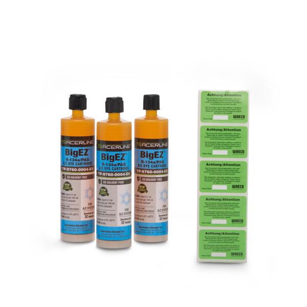 TRACER® Kartusche für ca. 34 Pkw Anwendungen (R 134a)