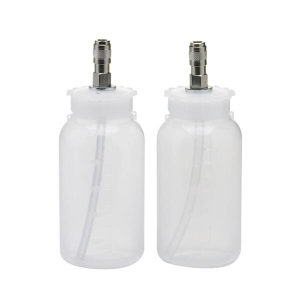 Bottle set for ASC series