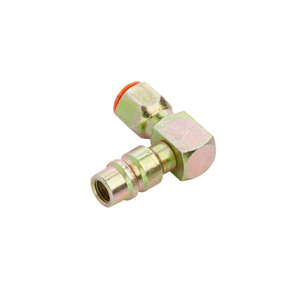 90° adapter för eftermontering för lågtryckssidan