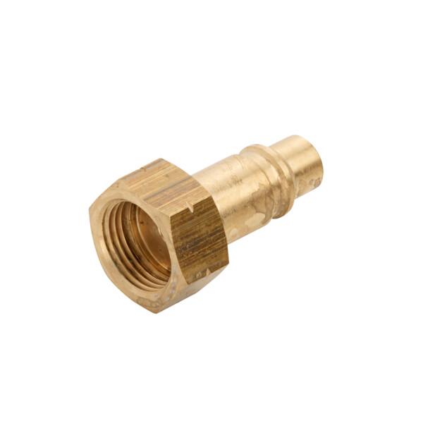 Bottle adapter for steel bottle (R1234yf)