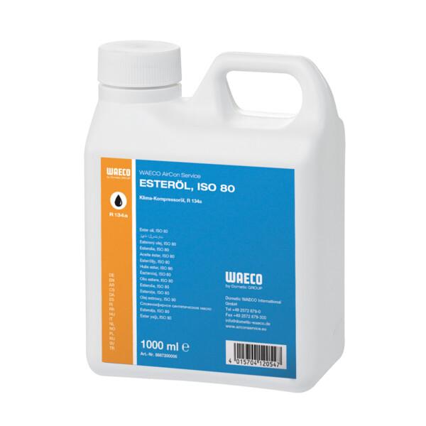 Estrowy olej kompresorowy SEZ 80 (R 134a)
