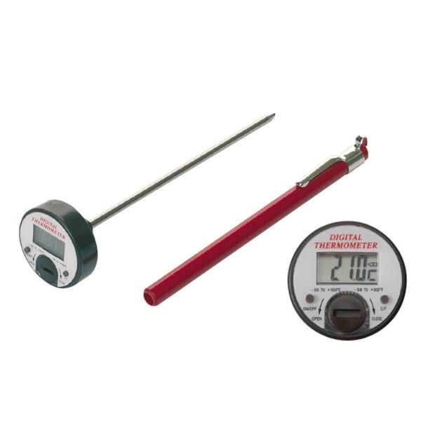 Thermomètre numérique de poche